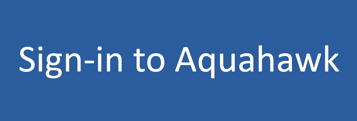 Sign-in to Aquahawk