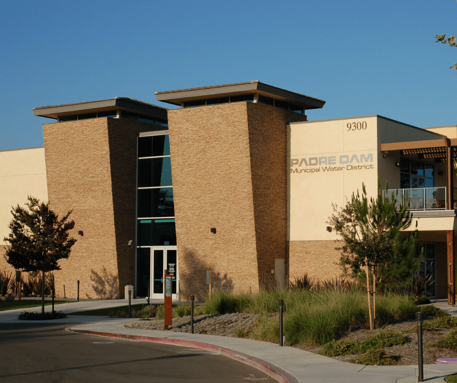 Padre Dam's Customer Service Center