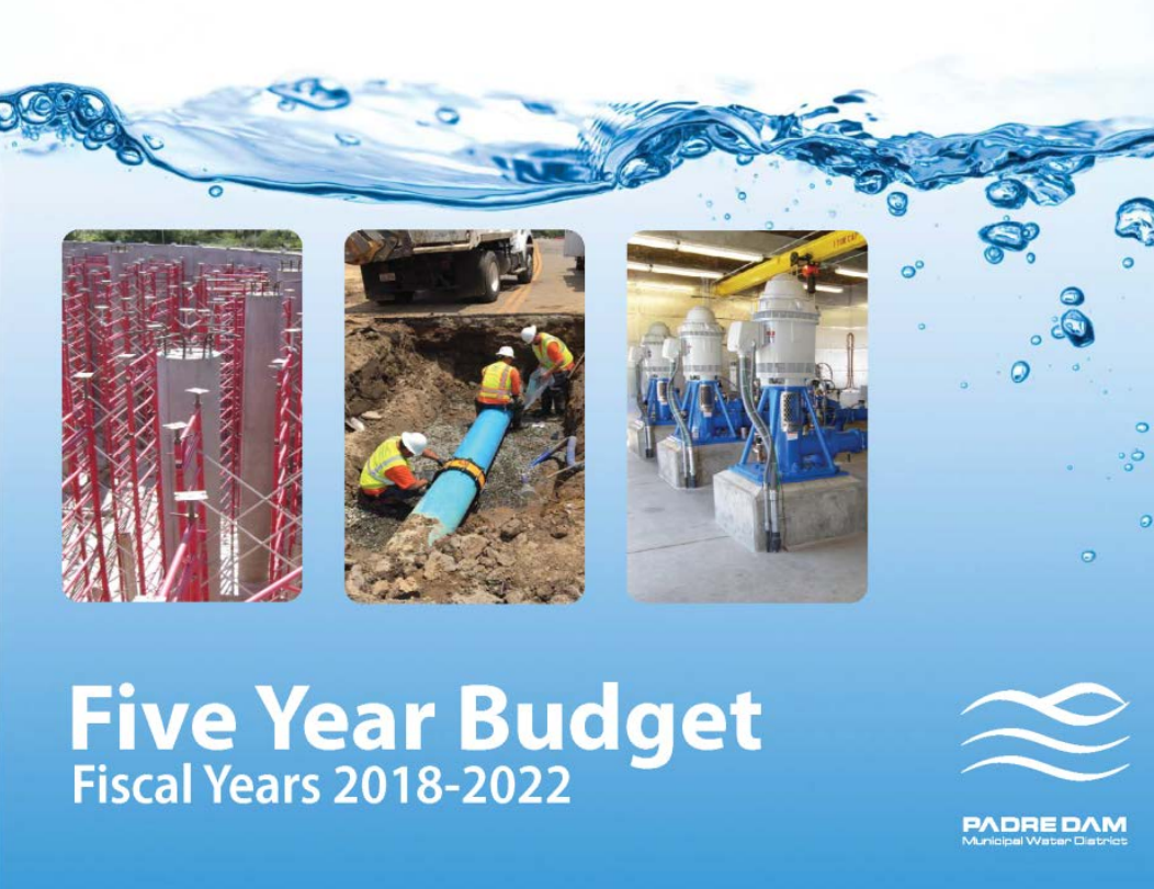 Five Year Budget Plan Opens in new window
